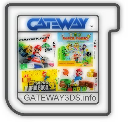 multi game cartridges 3ds